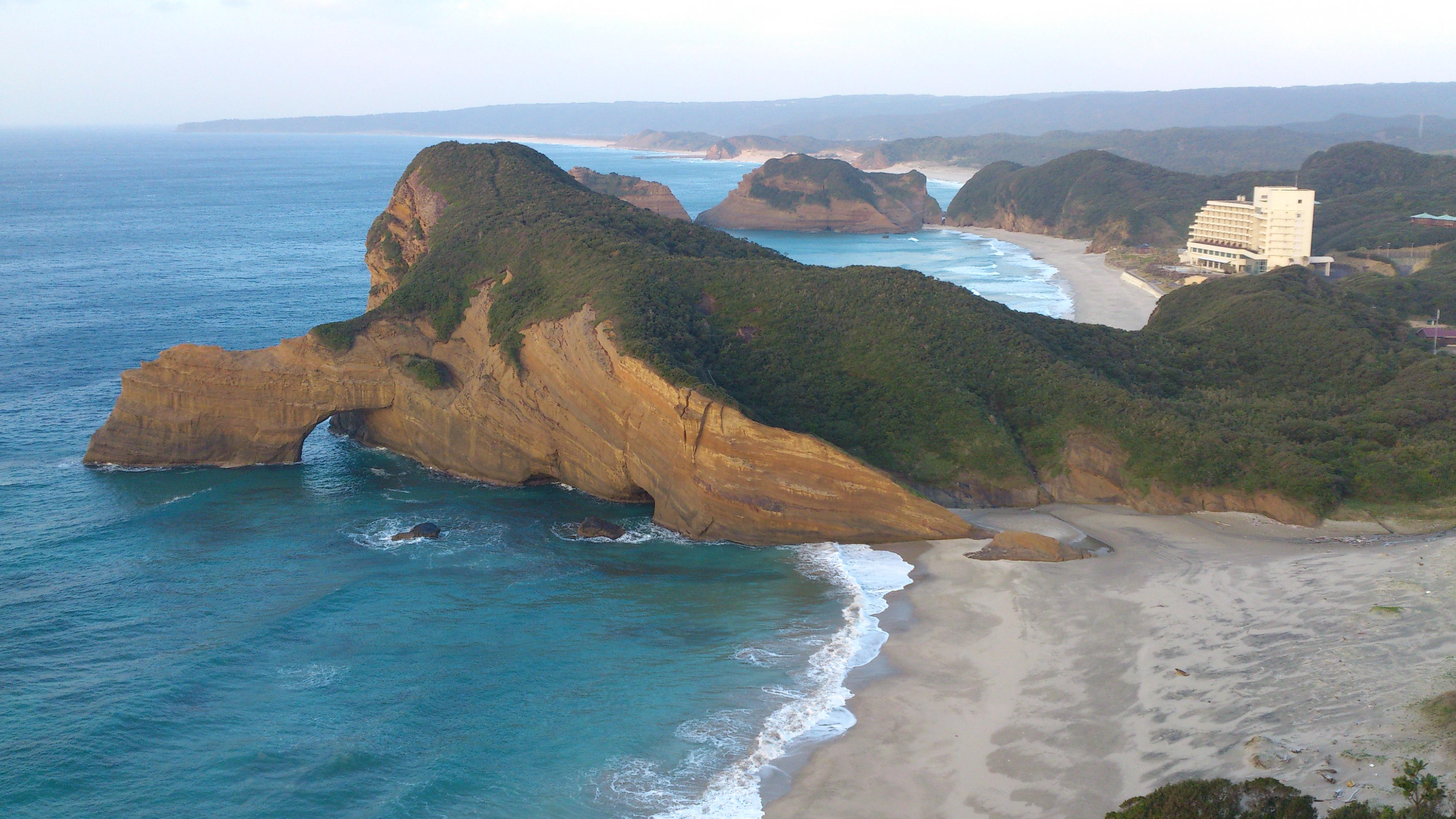 イメージ:2012年12月。僕は種子島を一人で旅した