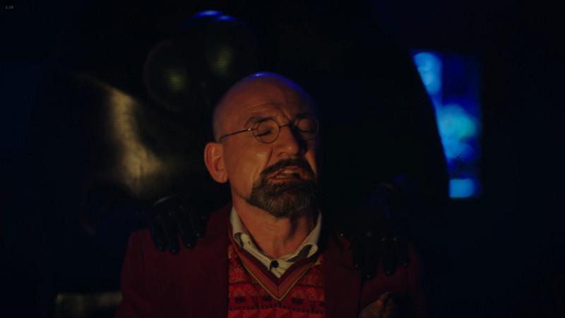 【Netflix】アメコミ原作ドラマ「HAPPY!(ハッピー!)」が面白い:ブルーを脅すバグ