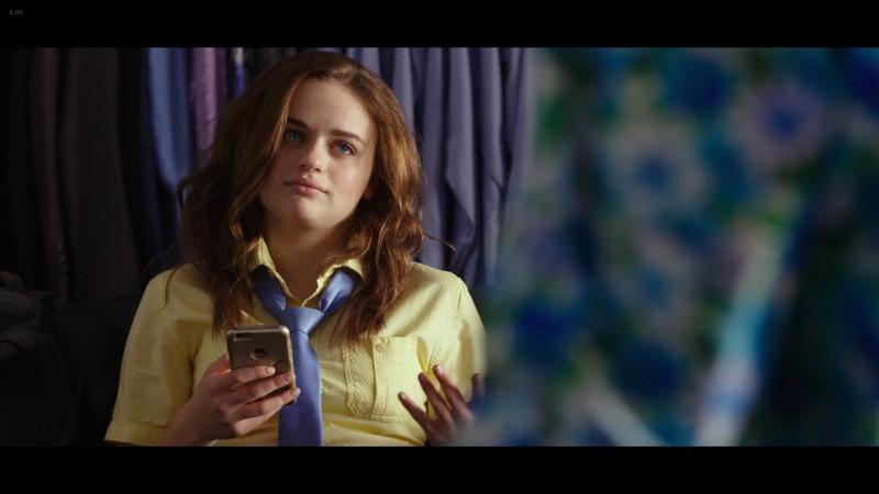 【Netflix】キスから始まるものがたり:呆れた表情が可愛い(ジョーイ・キング)