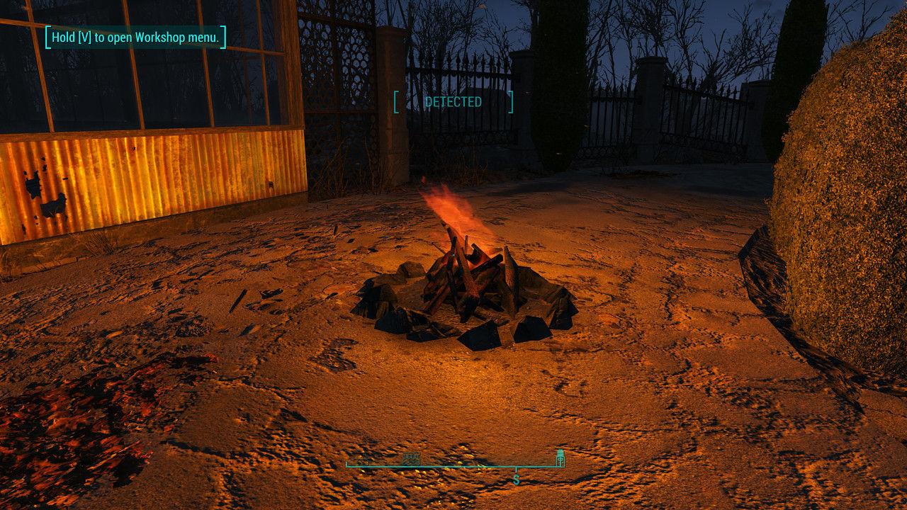 僕がFallout4(フォールアウト4)にドハマりした11の理由:焚火で癒される