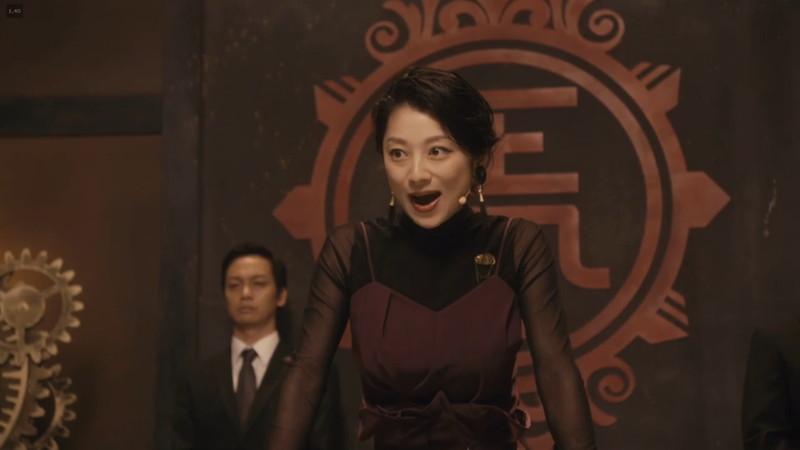 【原作大ファン】ドラマ「ゼロ 一攫千金ゲーム」を観ながら感想を書いてく:小池栄子演じる「後藤峰子」