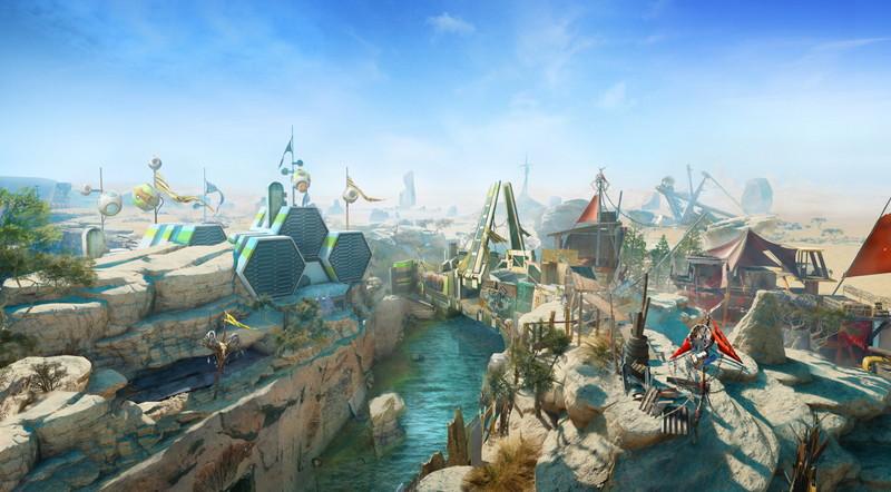 レインボーシックスシージ民が、Black Ops4をプレイしてみた感想:超美しい砂浜マップ「Verge」