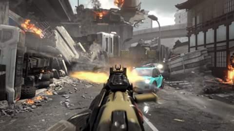 レインボーシックスシージ民が、Black Ops4をプレイしてみた感想:銃を撃ってて気持ち良い