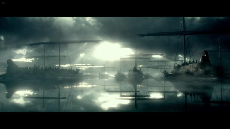 【70点】前作に及ばず「スリーハンドレット~帝国の進撃~」評価と感想:本作は海上戦がメイン