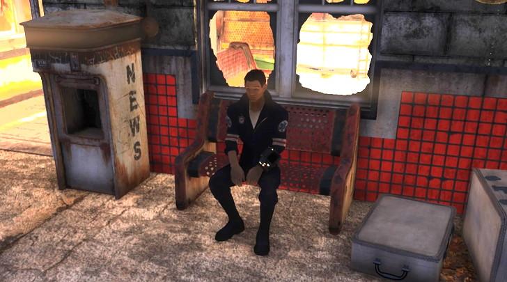「Fallout76(フォールアウト76)」過去作との違い・変更点10個:76の椅子は「ただ座れるだけ」