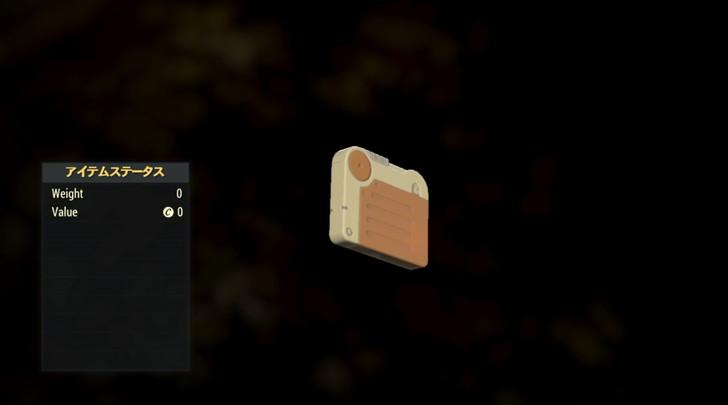 「Fallout76(フォールアウト76)」過去作との違い・変更点10個:ホロテープ