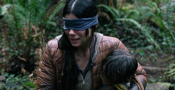 イメージ:【70点】目を開けたら即死・・・「バードボックス」評価と感想【Netflix】