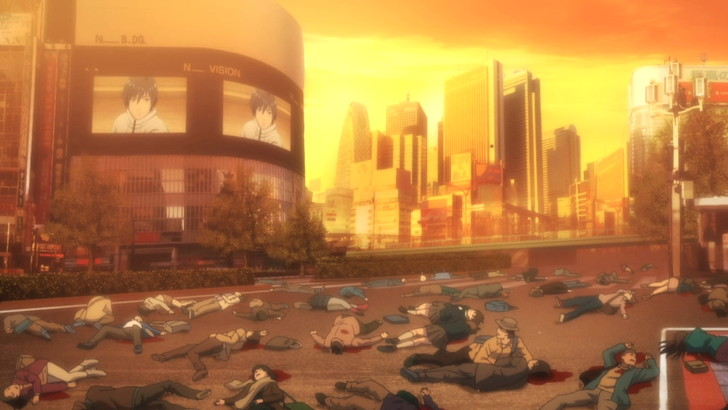 11話で完結!アニメ版「いぬやしき」の感想:大量殺戮シーン