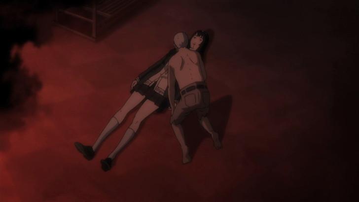 11話で完結!アニメ版「いぬやしき」の感想:引きの絵は結構おかしい