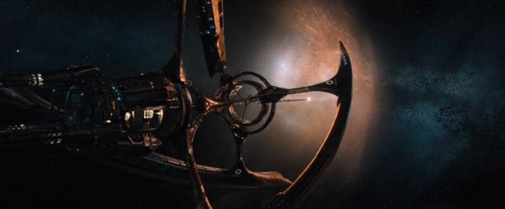 ホームステッド社が開発した宇宙船「アヴァロン号」