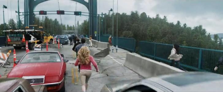 【90点】究極のピタゴラスホラー最終話「ファイナルデッドブリッジ」評価と感想:橋崩落シーン