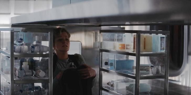 【Netflix】ゲースロ作者のSFホラードラマ「ナイトフライヤー」1~2話までの感想:机の下でびくつくアガサ