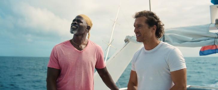 【50点】寂れた港町で…「セレニティー 平穏の海」評価と感想【Netflix】:ディルとデューク